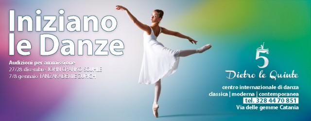 Danza Manifesto pubblicitario