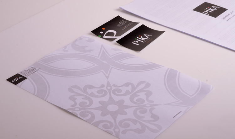 Coordinato carta Pika 2013