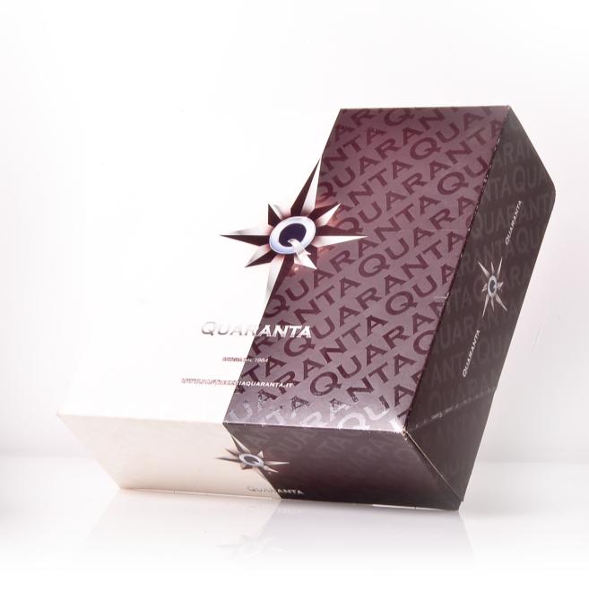 scatola a cerniera porta torte